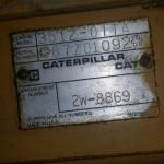 CAT 3512 A