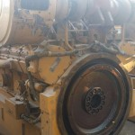 Front View  CAT 3512