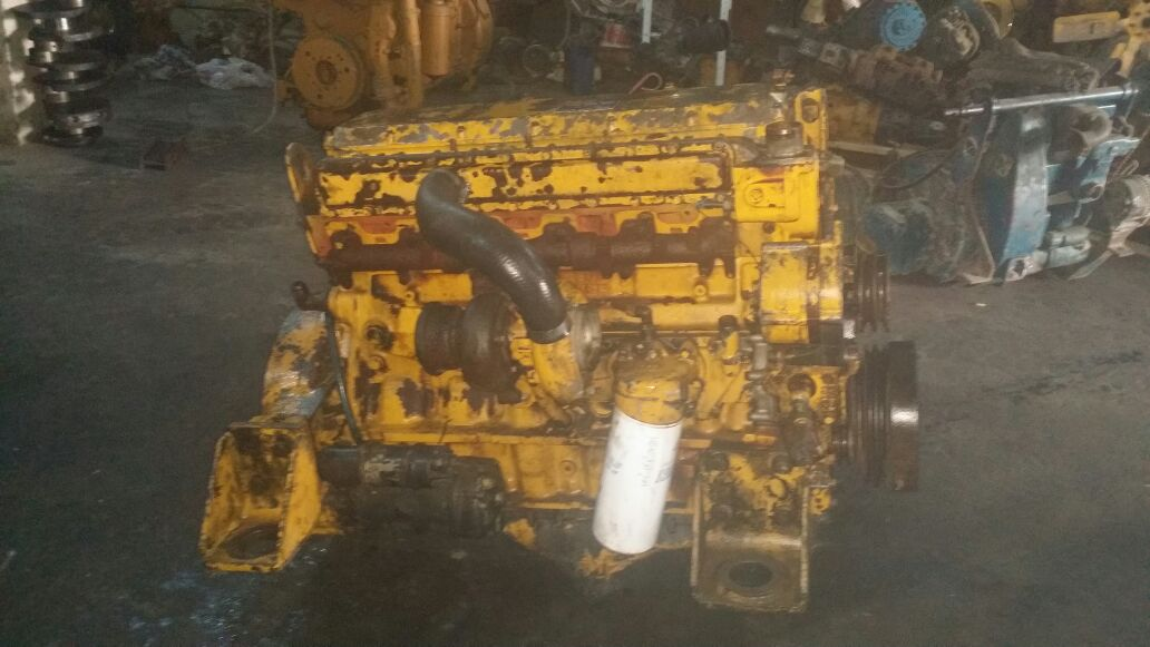 Cat Cat Excavator Engine on 4 Cylinder Diesel Engines