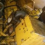 CAT 3408 Marine Engine ( thin Web Crankshaft)