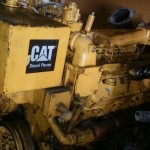 CAT 3408 Marine Engine ( thin Web Crankshaft)