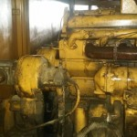 CAT D 353 Engine - D9G Bulldozer (3)