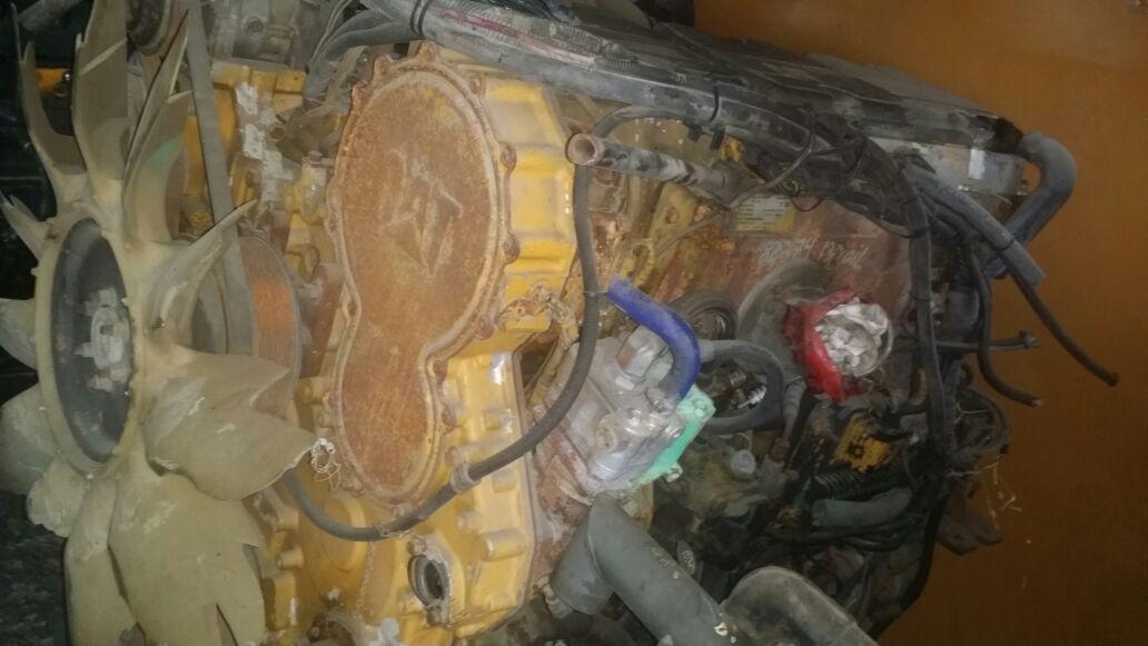 Cat C Engine Specs