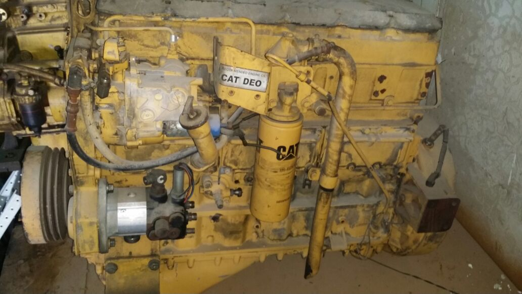 Cat 3116 Engine For Sale Gulf Industrial Engines