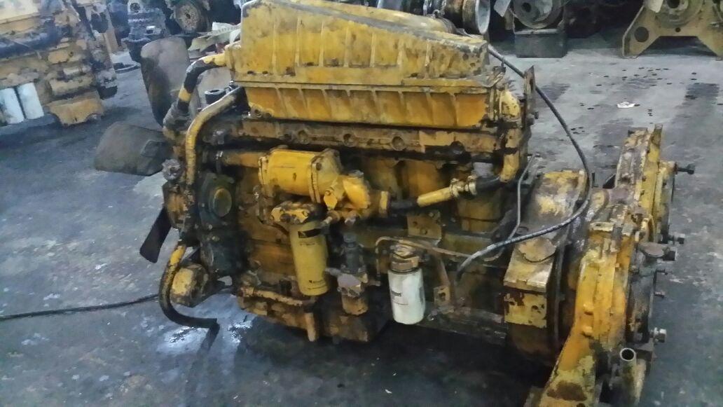 Cat  Pump From Motor Housing